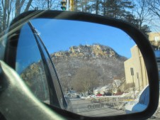 Goodbye Grandad Bluff!